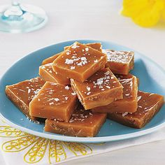 Learn how to make Salted-Butter Caramels. MyRecipes has 70,000+ tested recipes and videos to help you be a better cook