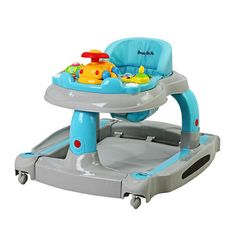 Learning to walk is an exciting time in your baby's life and the Dream On Me Melody Musical Walker entertains your tot while he learns to stand and take those first steps. Featuring a child's tray, 3 position height adjustment, removable, washable pad the Melody folds in a snap for easy storage and/or travel. Baby must be able to sit unassisted in an upright position. Accommodates toddlers up to 30 lbs but not to exceed 32 inches in height.