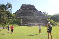 IZE's Mayan Ruin Adventures!