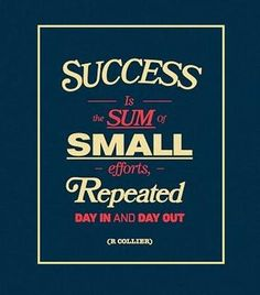 Are you ready to start afresh and make this a successful week? Repin if you agree with us  #success #inspiration #motivation #quote