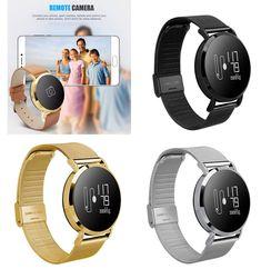 d42857ee6143 Reloj Smartwatch barato Steel Band - Relojes inteligentes Android  Relojes  inteligentes Smartwatch - Tienda online YOUGAMETRONICA