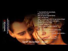 "Sarah Mclachlan - ""Angel."" Lovely voice and lyrics."