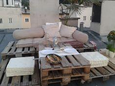 palettenliege Palette, Salzburg, Table, Furniture, Ideas, Home Decor, Decoration Home, Room Decor, Pallets