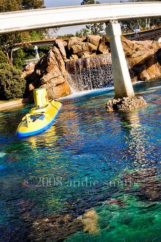 the submarine ride at Disneyland...finding memo ride is a must do!! My little ones obsessed :)