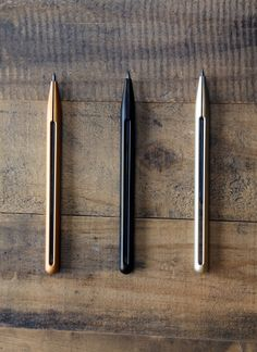 Penxo - Minimalist Lead Holder PencilPenxo is a minimalist lead holder pencil and it efficiently replaces traditional and mechanical pencils thanks to its simple design. Led Pencils, Pen Design, Life Design, Mechanical Pencils, Vintage Design, Writing Instruments, Minimal Design, Industrial Design, Minimalist
