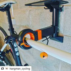 New products just launched! #Repost @hangman_cycling  Hangman System2 come see us @cycleshow on stand K22 #hangwithus #hangman #madeinnottingham #bike #bikelife #cycle