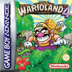 Wario Land 4 (Nintendo), GBA; In this game, Wario has to gather four treasures to unlock a pyramid and save Princess Shokora from The Golden Diva. It features 2-D graphics with linear transformations (similar to Yoshi's Island). The game received generally positive reviews with Famitsu scoring the game 33/40, Nintendo Power 4/5 & Nintendo Life 9 out of 10.