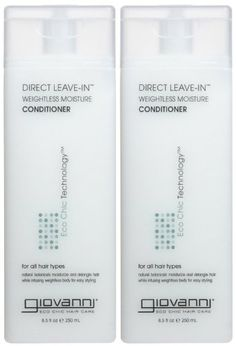 Giovanni Direct Leave In Treatment Conditioner 85 oz 2 pk *** Click on the image for additional details.