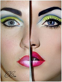 SeeCeeMe » MAC color ready look