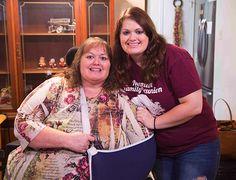 Jessica's Story of Caregiving After her Mother's Stroke #theKindredSpirit