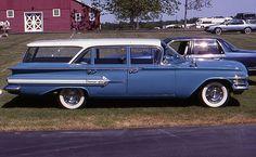 1960 Chevrolet Nomad Station Wagon