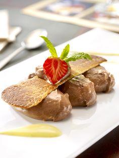 Chocolate mousse #Dessert