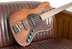 Bacchus Woodline Urushi bass