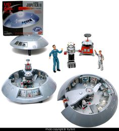 lost in space toys