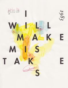 How is it that when I saw this my brain didnt read what it said but rather came up with the word milkshake..?