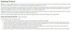 """Seguridad Informática """"A lo Jabalí ..."""": Bootstrap Protocol BOOTP"""