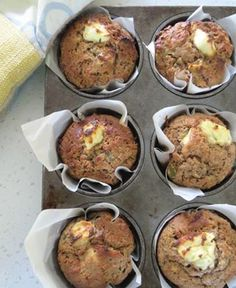 Pondering what to do with loads of smallsized feijoa Dont let them go to waste bake them skinon in a delicious muffin Feijoa Cream Cheese Muffins get a big tick from me FIND RECIPE in bio link feijoamuffins feijoa wastenot rediscovernz feijoaseason Fejoa Recipes, Guava Recipes, Wheat Free Recipes, Fruit Recipes, Clean Recipes, Sweet Recipes, Baking Recipes, Healthy Recipes, Recipies