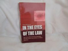 In The Eyes Of The Law Paperback Book Tom Faulconer Signed