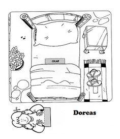 BUENAS NOTICIAS PARA LOS NIÑOS: Colorear--- great website!