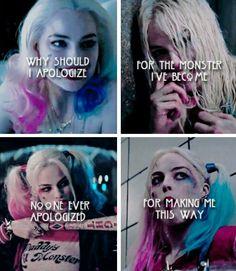Harley Quinn #dc #suicidesquad tumblr More
