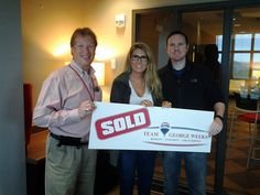 Congratulations to Elizabeth M on the sale of her house with Team George Weeks!