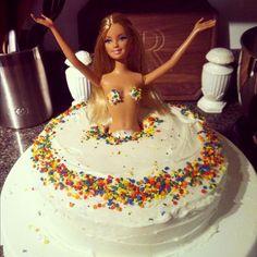LOL Barbie Stripper Cake For Him