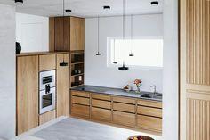 Kitchen renovation project in Swiss Farmhouse