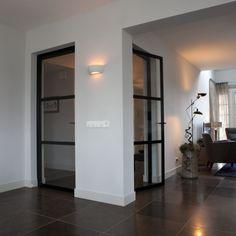 Binnendeuren gelijkvloers