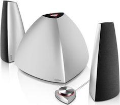 Edifier Prisma Bluetooth - Un kit d'enceintes sans-fil qui a du style et bien plus !