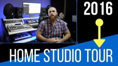 Home Studio Tour 2016 Get my Beats at www.beatzunami.com  Here's my full home studio setup & audio equipment:  0:18 Native Instruments Maschine Studio 0:30 Akai MPC Renaissance 0:47 Arturia MiniLab 1:05 MunroSonic EGG 150 1:20 Focal CMS 50 1:49 Presonus Monitor Station 2:03 Sknote Somma Analog Summing Mixer 2:20 Roland FA-06 2:47 Arturia MiniBrute 2:56 Technics SL1200 MKII 3:16 Beyerdynamic DT 880 Premium Edition 3:28 Beyerdynamic DT 250 3:44 Aiwa Stereo for checking mixes 4:03 Art Pro…
