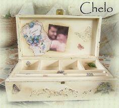 El rincón de Chelo: Los regalos para Emma.....