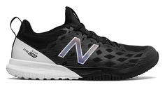 New Balance Men's FuelCore Quick Cross Trainer - Black/White Running Shoes Mens Training Shoes, Cross Training Shoes, Cross Trainer, New Balance Men, Shoe Sale, Outdoor Gear, Trainers, Running Shoes, Footwear