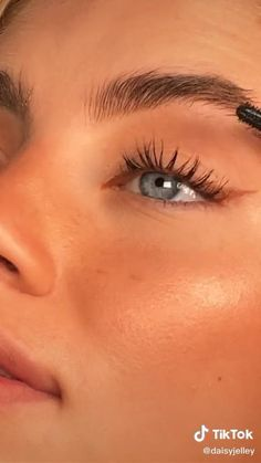 Makeup Eye Looks, Cute Makeup, Pretty Makeup, Flawless Makeup, Skin Makeup, No Make Up Make Up Look, Blonde Haare Make-up, Maquillage On Fleek, Interview Makeup