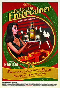 We know you've got a ton of pics from the holidays! Click through to submit your photos, featuring Kahlua for a chance to win $5,000 toward your next party.