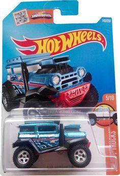 Bad Mudder 2 Hot Wheels 2016 Super Treasure Hunt - HWtreasure.com