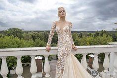 Свадебные платья Nurit Hen 2017