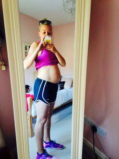 Baby Bump Week 33 - 10st 8lb
