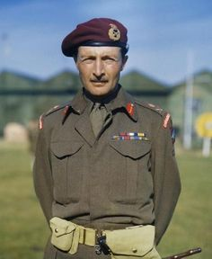 """Lt General Sir Frederick Arthur Montague Browning GCVO, KBE, CB, DSO (20 December 1896 – 14 March 1965) was a British Army officer who has been called the """"father of the British airborne forces"""". He is best known as the commander of the I Airborne Corps and deputy commander of First Allied Airborne Army during Operation Market Garden. During the planning for this operation he memorably said: """"I think we might be going a bridge too far."""""""