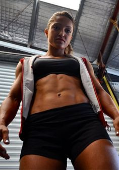 Strong, Hard and Fit