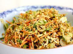 Vietnamesisk kålsalat - Opskrift fra Skagenfood.dk