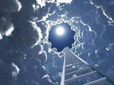 climbing to Jesus