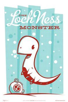 Monster Friends Poster Series 1 from Familytree