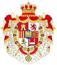 File:Grand Coat of Arms of Joseph Bonaparte as King of Spain.svg