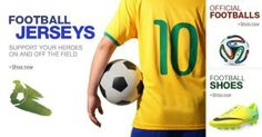 FIFA World Cup 2014 Merchandise