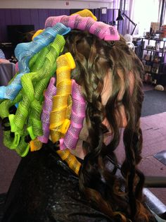 curlformers at Beckys Boutique