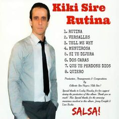 Rutina - Salsa Album, by Kiki Sire Salsa Musica, Google Play Music, Music Promotion, Indie Music, Historical Architecture, You Are Invited, Try It Free, Fruit Smoothies, New Artists