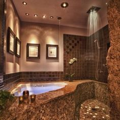This bathroom is amazing!!