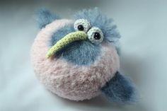 шерстяная улыбка :): онлайн: Птица счастья - НЕСУШКА