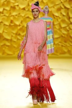Madrid Fashion Week: Agatha Ruiz de la Prada: nostalgia del corazón - Foto 1 de 43 | Yodona | EL MUNDO