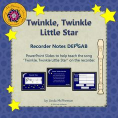 Looking for a way to help your students be successful when playing the recorder.  These interactive slides will walk your students though learning the song in an engaging manner!